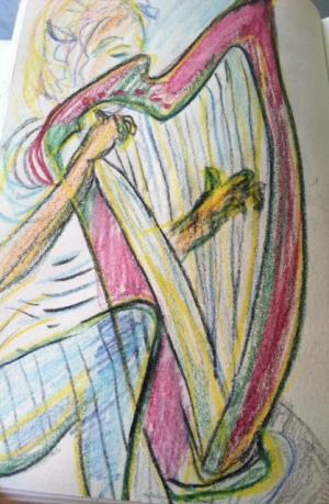 and Harp