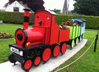 Train in Moate