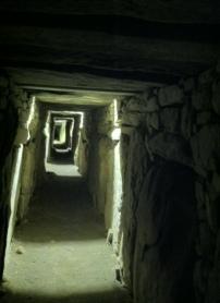 Light into the passage