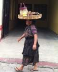 We all can see what she is carrying on her head and with such balance.