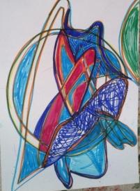 Dancing Divine Mother